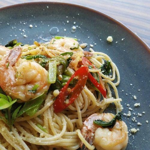 Mambo-II-Pasta Fish-Dishes